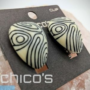 CHICO'S Clip-on Earrings